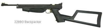 Crosman 2289G Backpacker